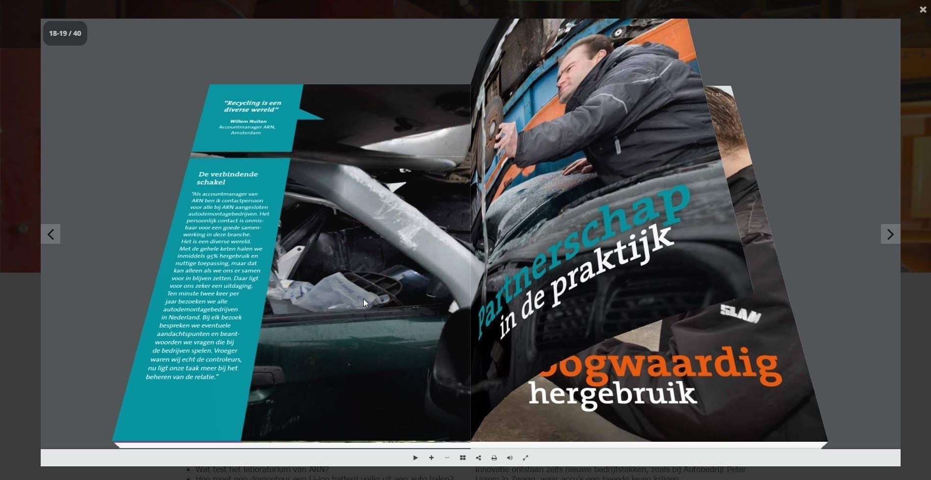 www.ARN-Duurzaamheidverslag.nl