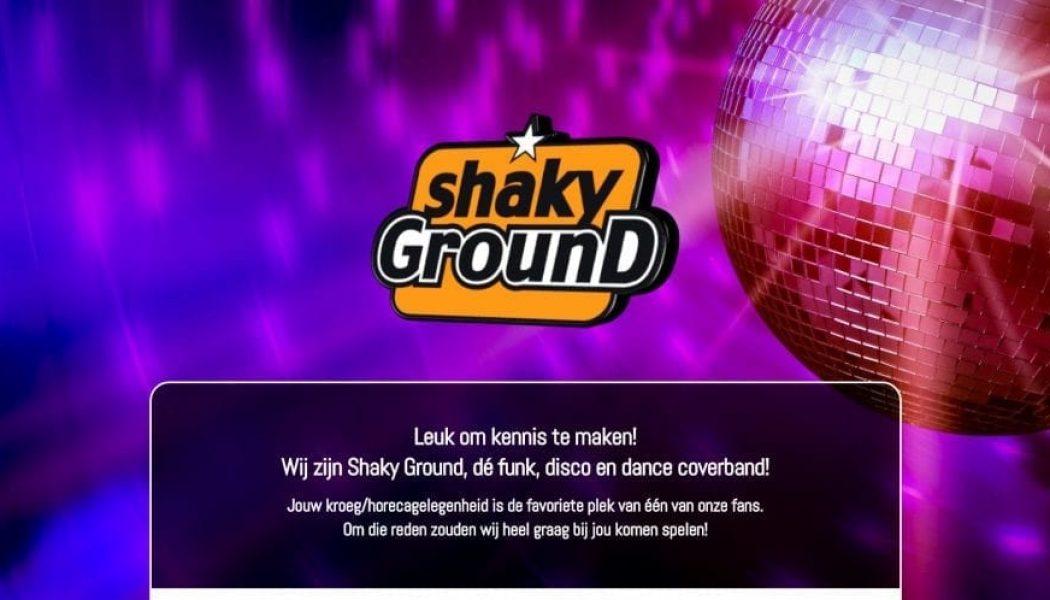 Shaky Ground Actie