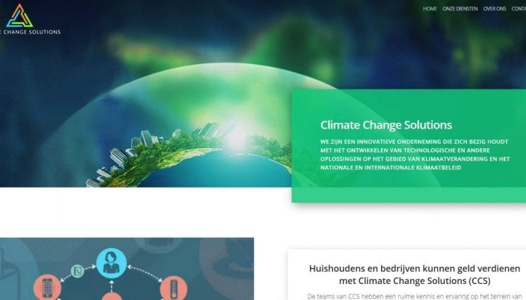 Climate Change Solutions.nl