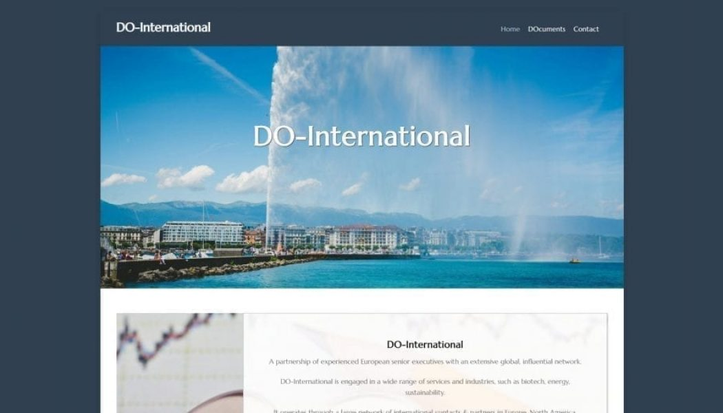 DO-International.com