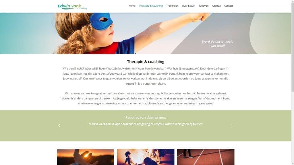 Website Edwin Vonk