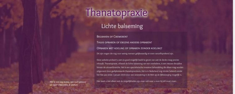 HQ-Thanatopraxie.nl