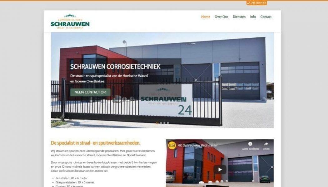 Schrauwen CorrosieTechniek.nl