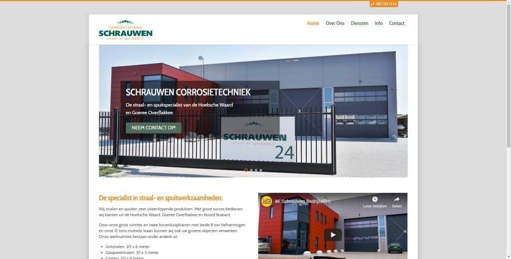 Website Schrauwen Corrosietechniek