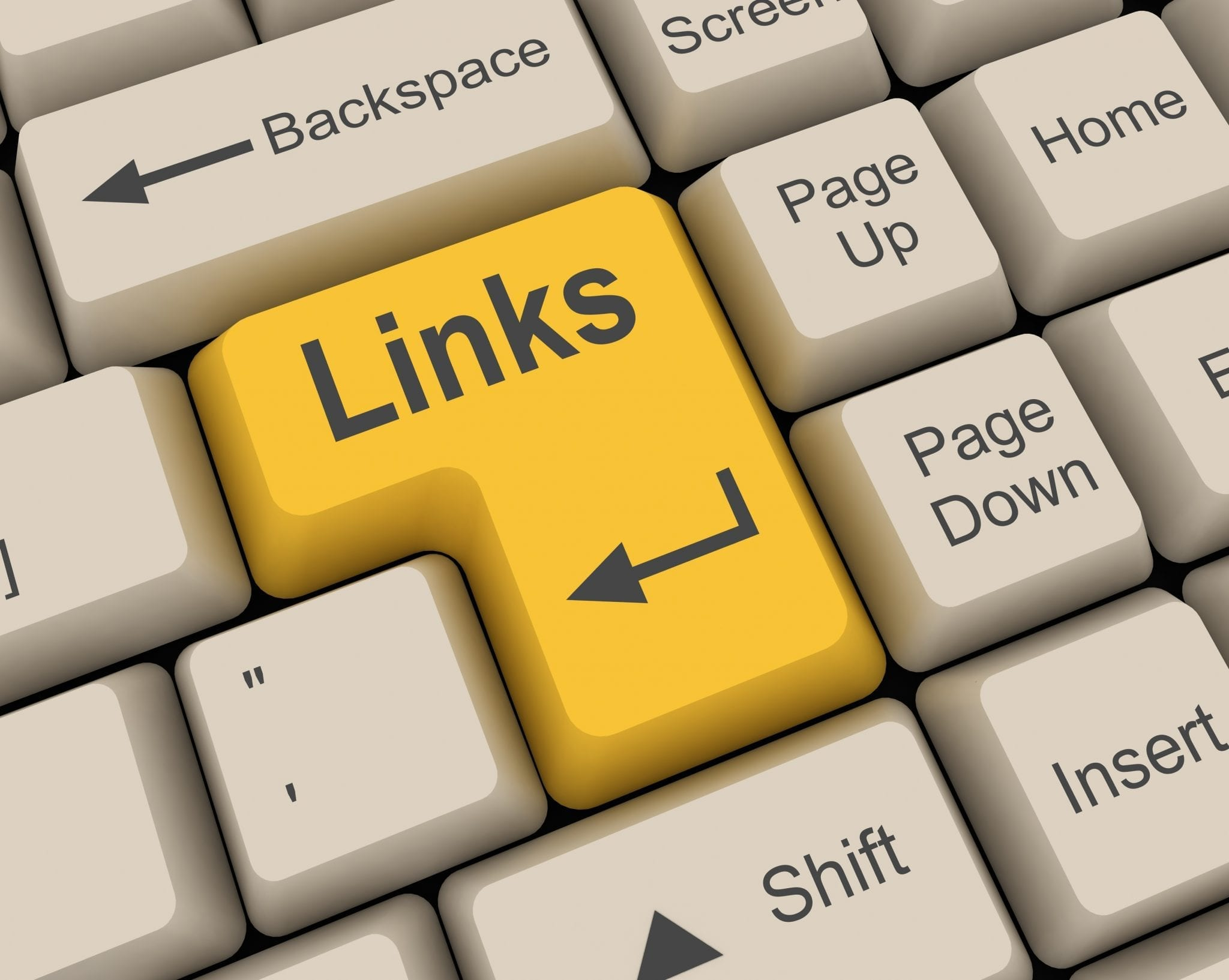 Links Keyboard
